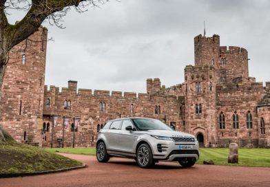 Range Rover Evoque: UK First Drives
